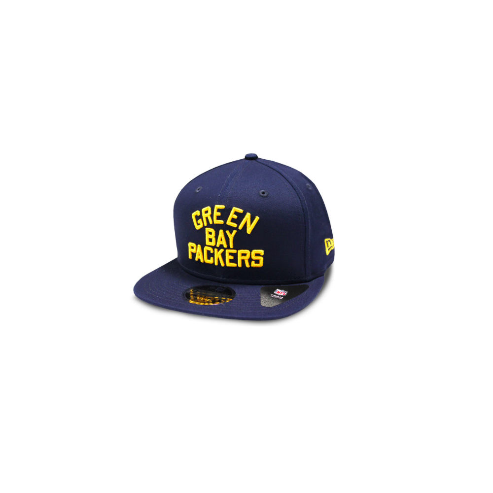 8f753d5d870 New Era NFL Green Bay Packers Historic Original Fit 9Fifty Snapback ...