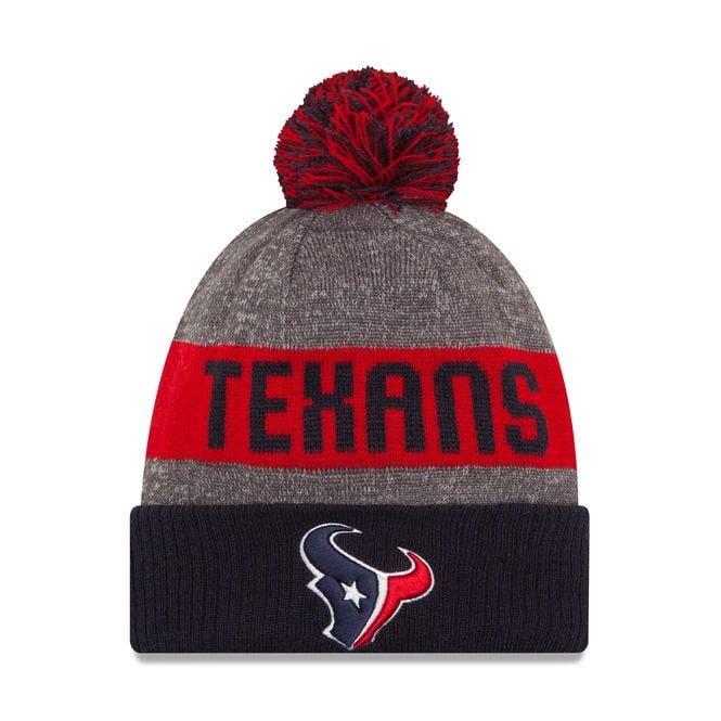 New Era NFL Houston Texans 2016 Sideline Official Sport Knit
