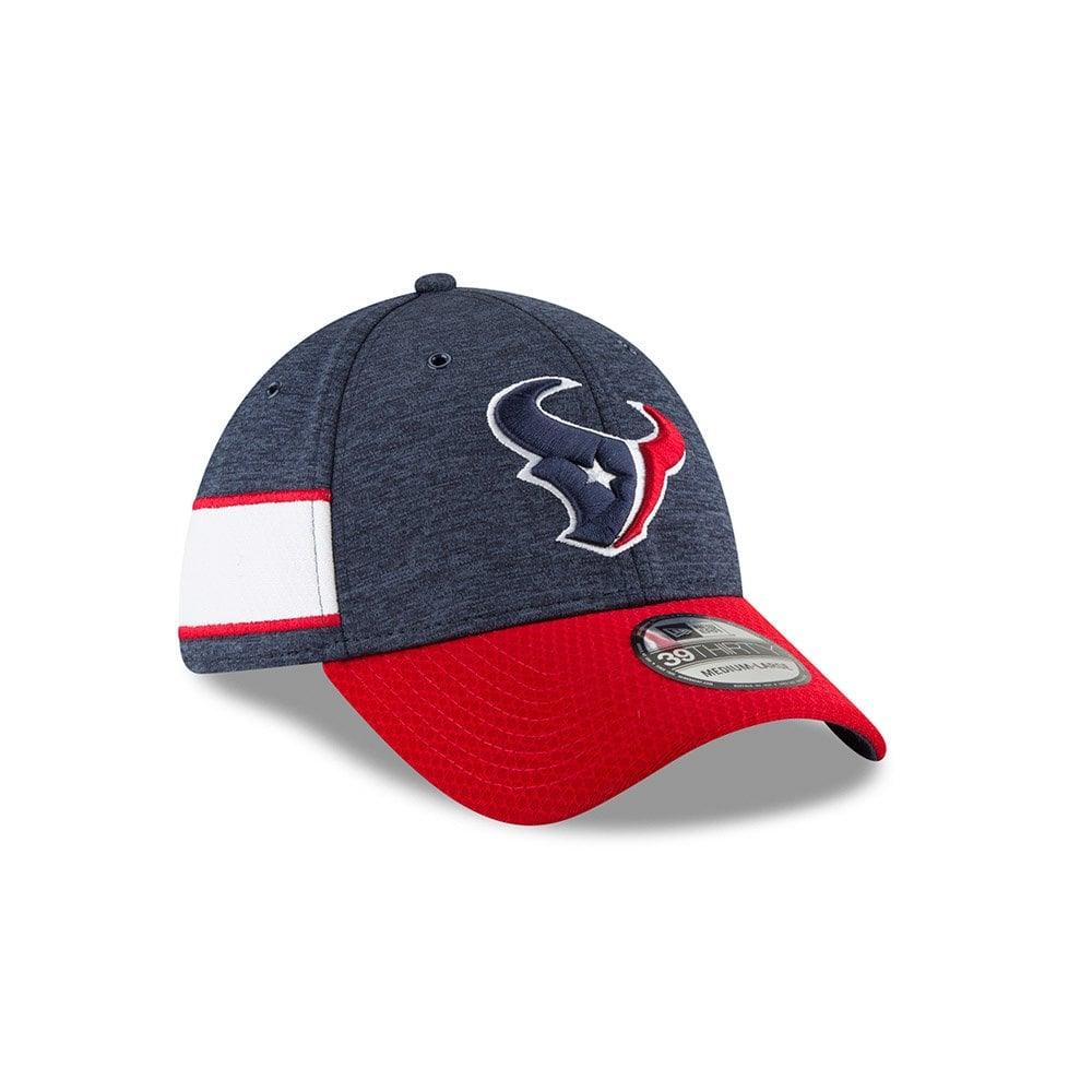 New Era NFL Houston Texans Sideline 2018 39Thirty Cap - Teams from ... 81145f75ad2e