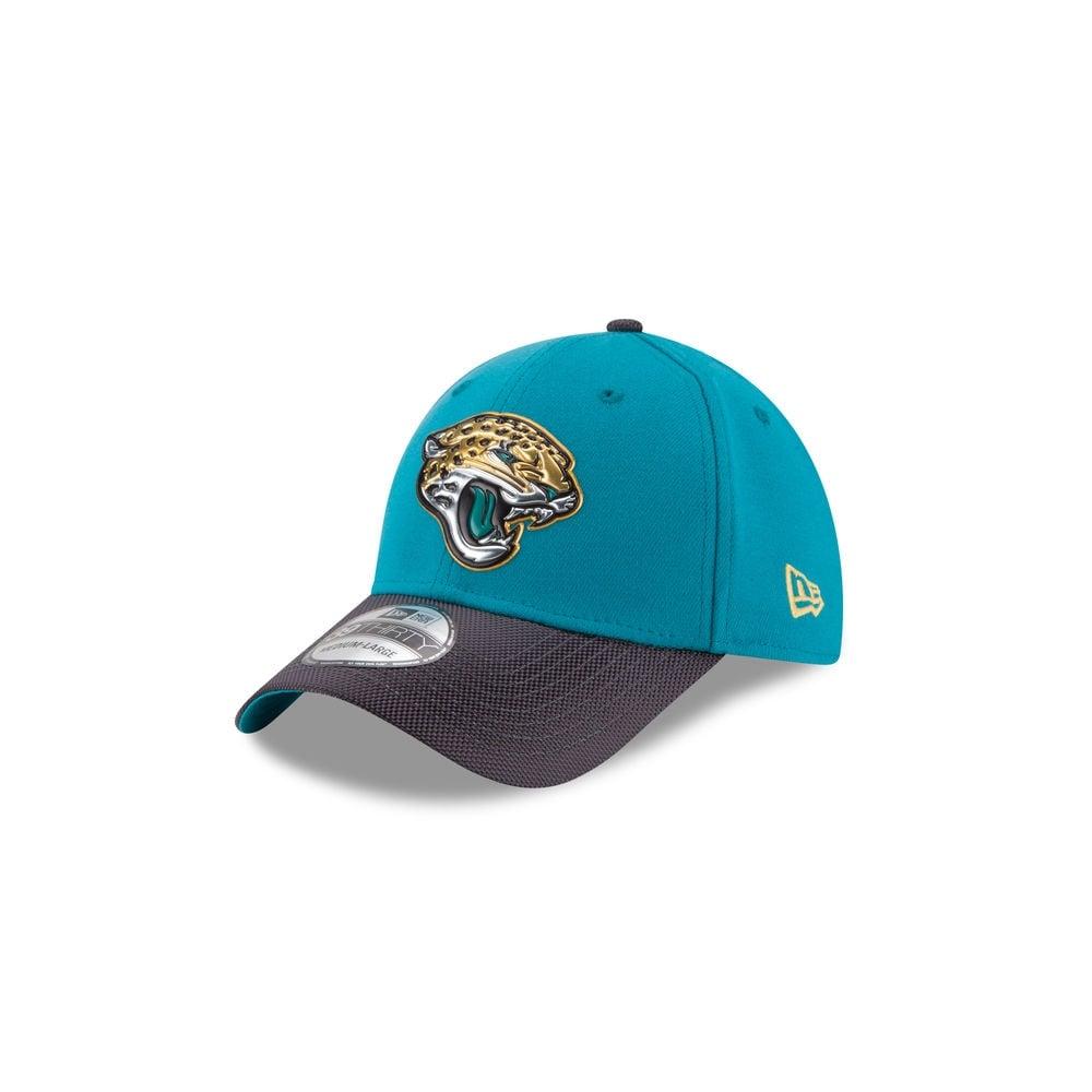 New Era NFL Jacksonville Jaguars 39Thirty Gold Collection Cap ... 8923e380e