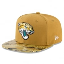 NFL Jacksonville Jaguars 9Fifty Colour Rush On Field Original Fit Snapback Cap