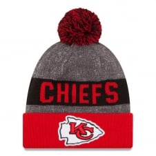 NFL Kansas City Chiefs 2016 Sideline Official Sport Knit