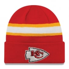 NFL Kansas City Chiefs Colour Rush On Field Cuffed Knit