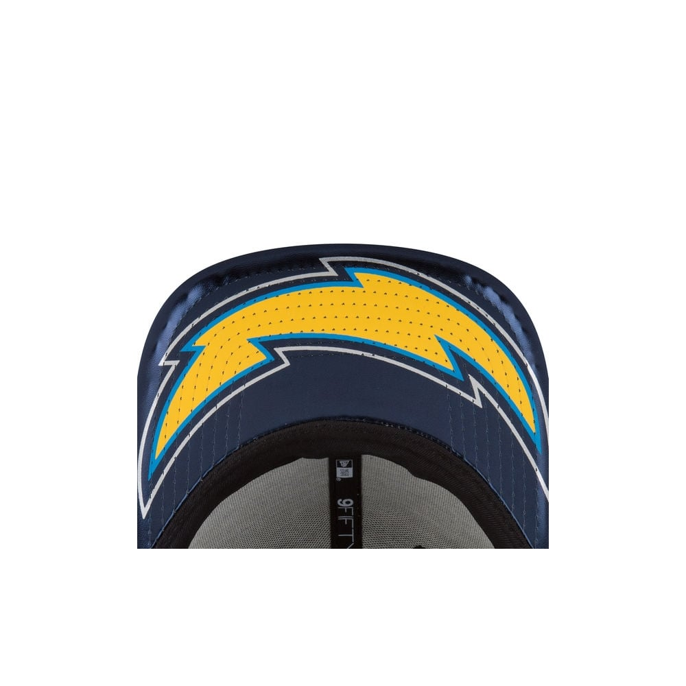 newest 9c5a7 c230f release date nfl los angeles chargers 2017 draft 9fifty snapback cap e548e  04643