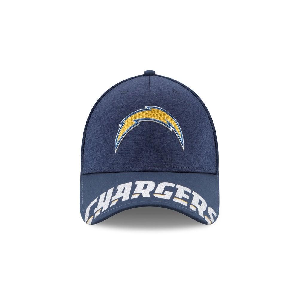 070b36a41 New Era NFL Los Angeles Chargers 2017 NFL Draft 39Thirty Cap - Teams ...