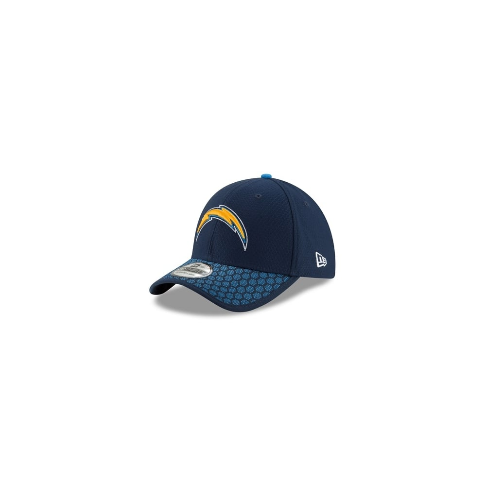 9251432474d334 New Era NFL Los Angeles Chargers 2017 Sideline 39Thirty Cap - Teams ...