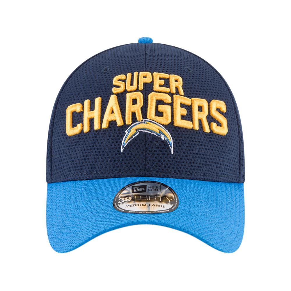 e1151dc38 New Era NFL Los Angeles Chargers 2018 Draft Spotlight 39Thirty Cap ...