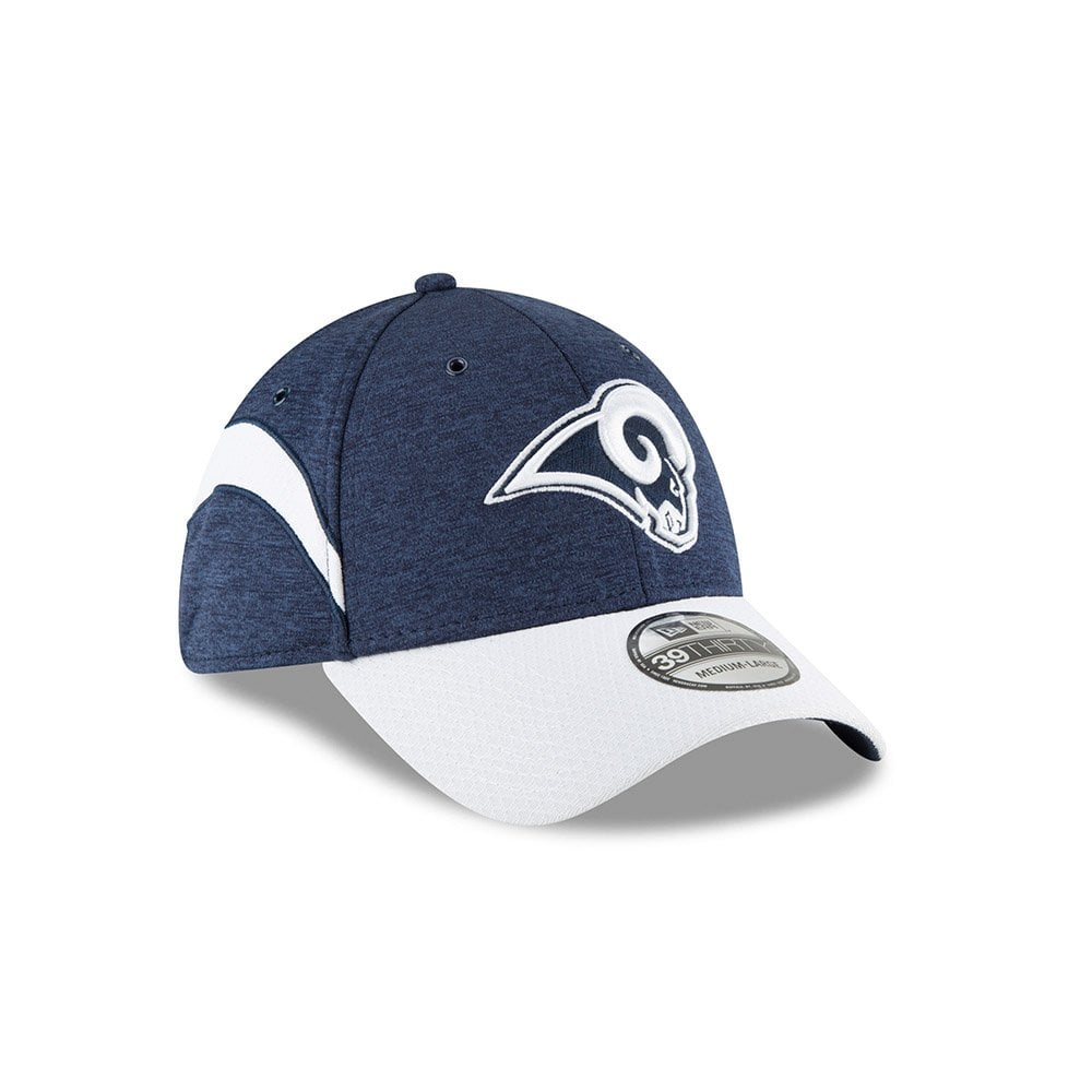 cheap for discount 7ce53 38370 denmark discount nfl los angeles rams sideline 2018 39thirty cap c9080  a9bb8 authentic mens los angeles