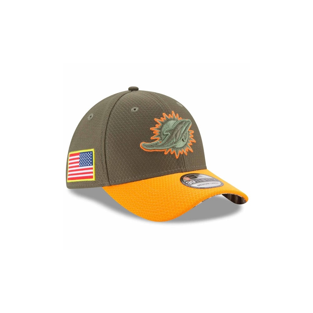 ce4161b8cd931 ... order real nfl miami dolphins 2017 salute to service 39thirty cap 4a8eb  6e6d1 40d08 8e482