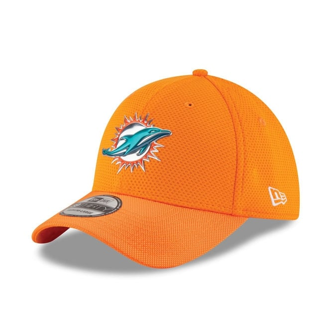 New Era NFL Miami Dolphins 39Thirty Colour Rush On Field Cap