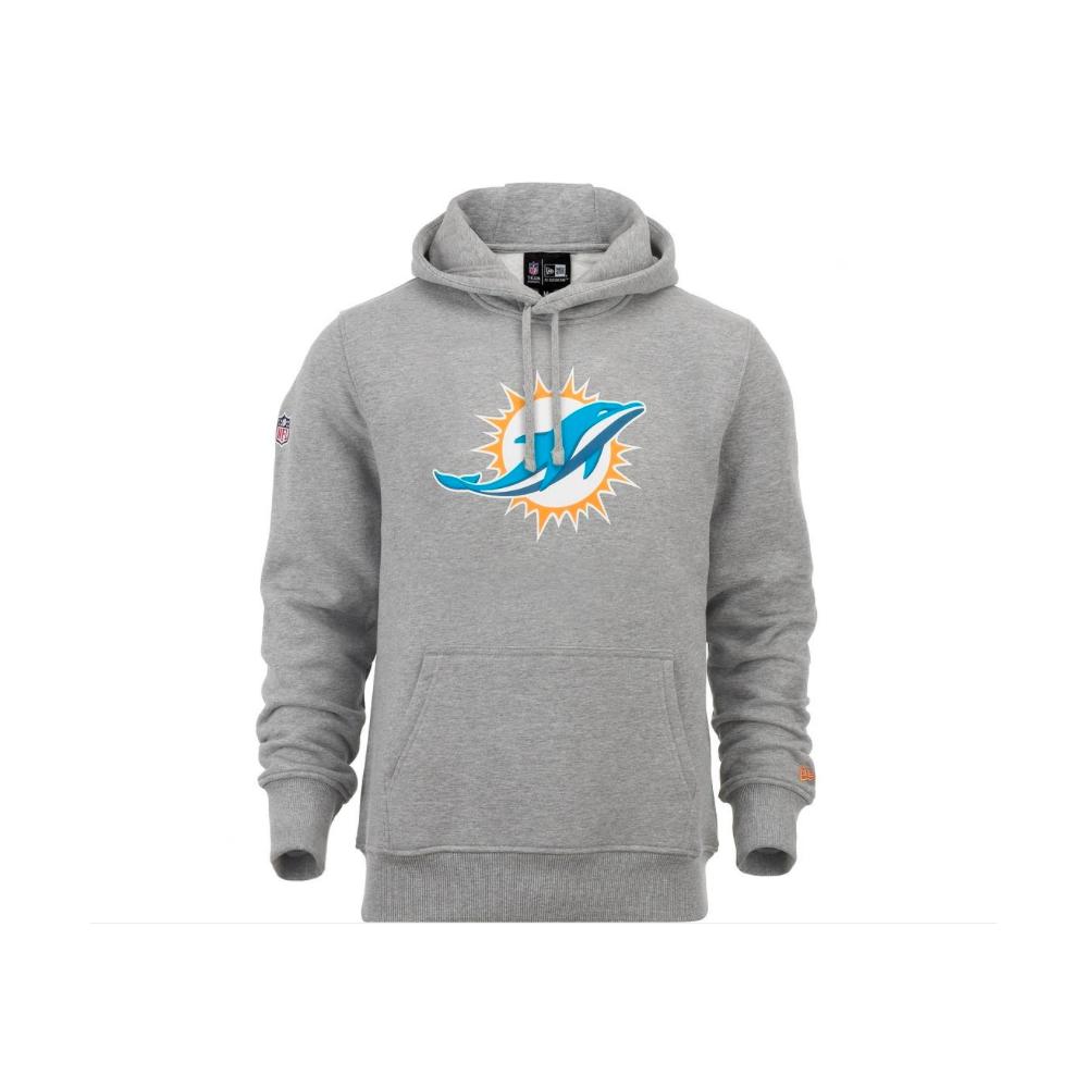 New Era NFL Miami Dolphins Team Logo Hood - Teams from USA Sports UK f229cc6d3