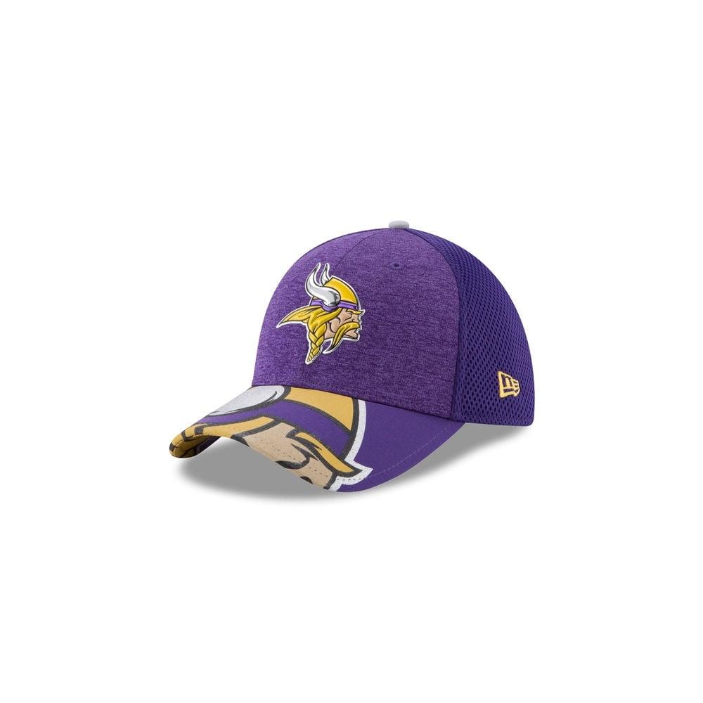 the best attitude 23f37 7bff9 NFL Minnesota Vikings 2017 NFL Draft 39Thirty Cap