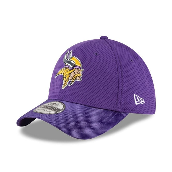 New Era NFL Minnesota Vikings 39Thirty Colour Rush On Field Cap