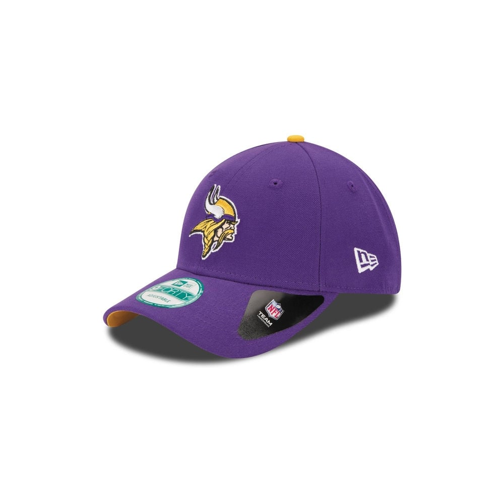 premium selection 057e6 e8156 NFL Minnesota Vikings The League 9Forty Adjustable Cap