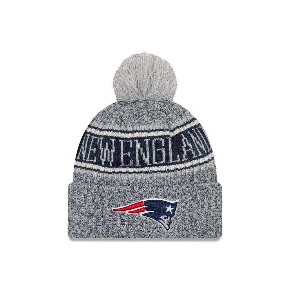 8a8d790fa NFL New England Patriots 2018 Sideline Reverse Sport Knit