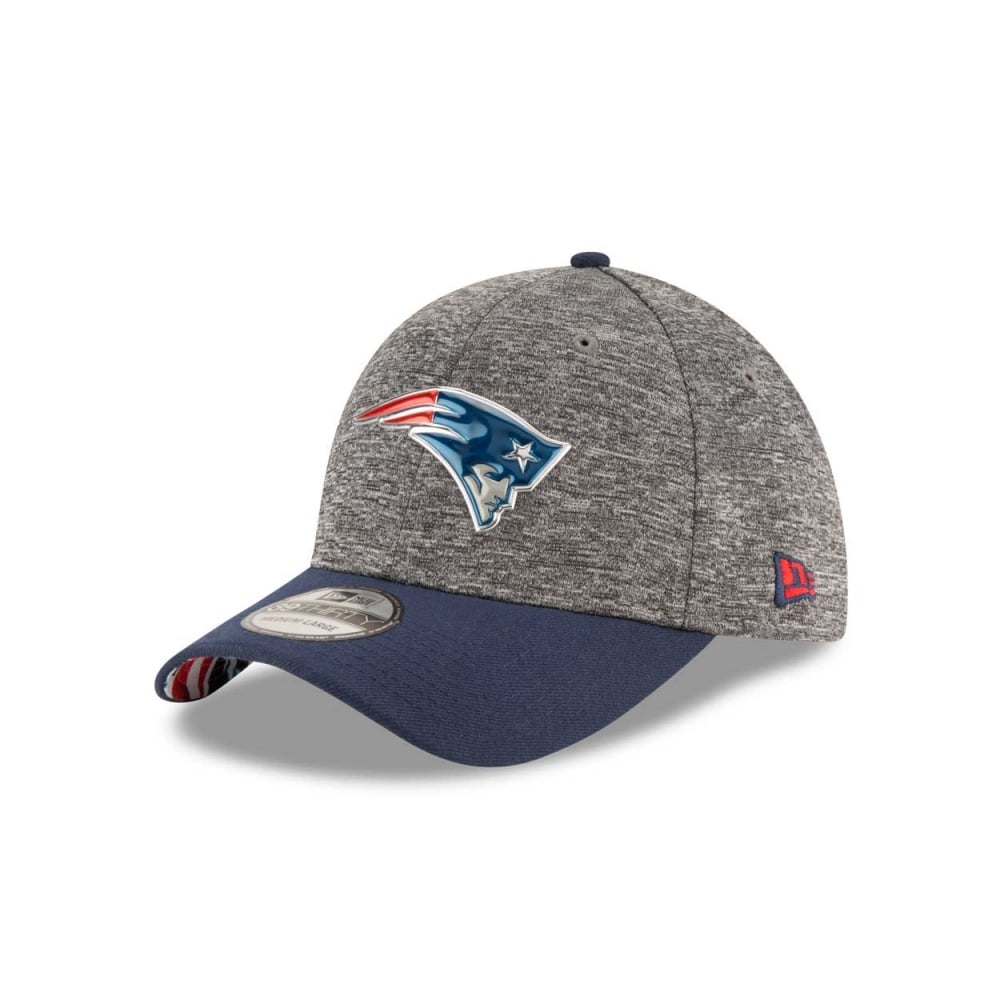 edc22be0c19 New Era NFL New England Patriots 39Thirty 2016 Draft Collection Cap ...
