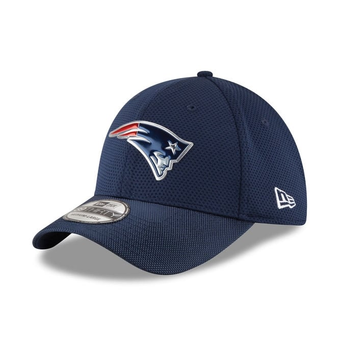 New Era NFL New England Patriots 39Thirty Colour Rush On Field Cap
