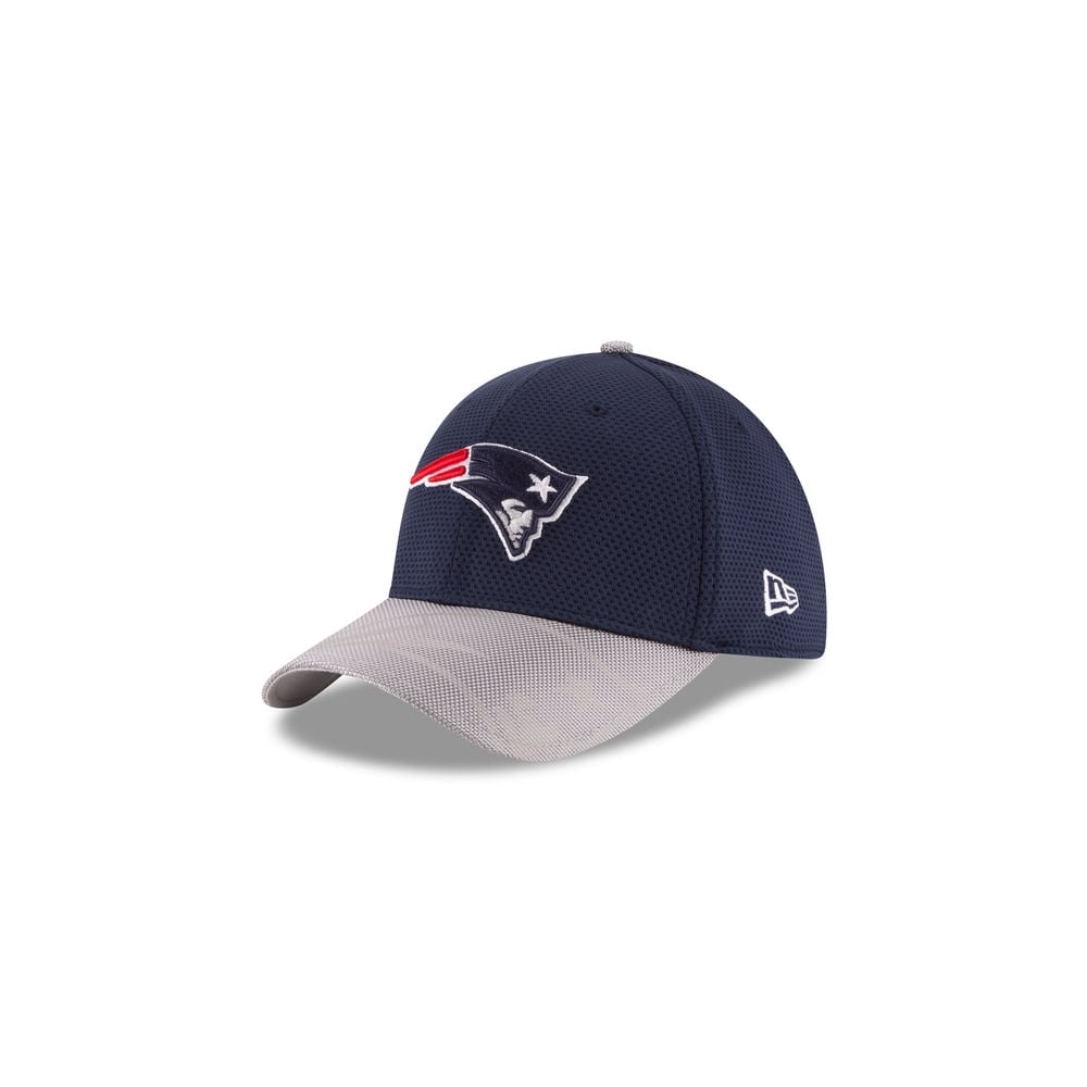 43b7b7f5e2f98 New Era NFL New England Patriots 39Thirty Sideline Cap - Teams from ...