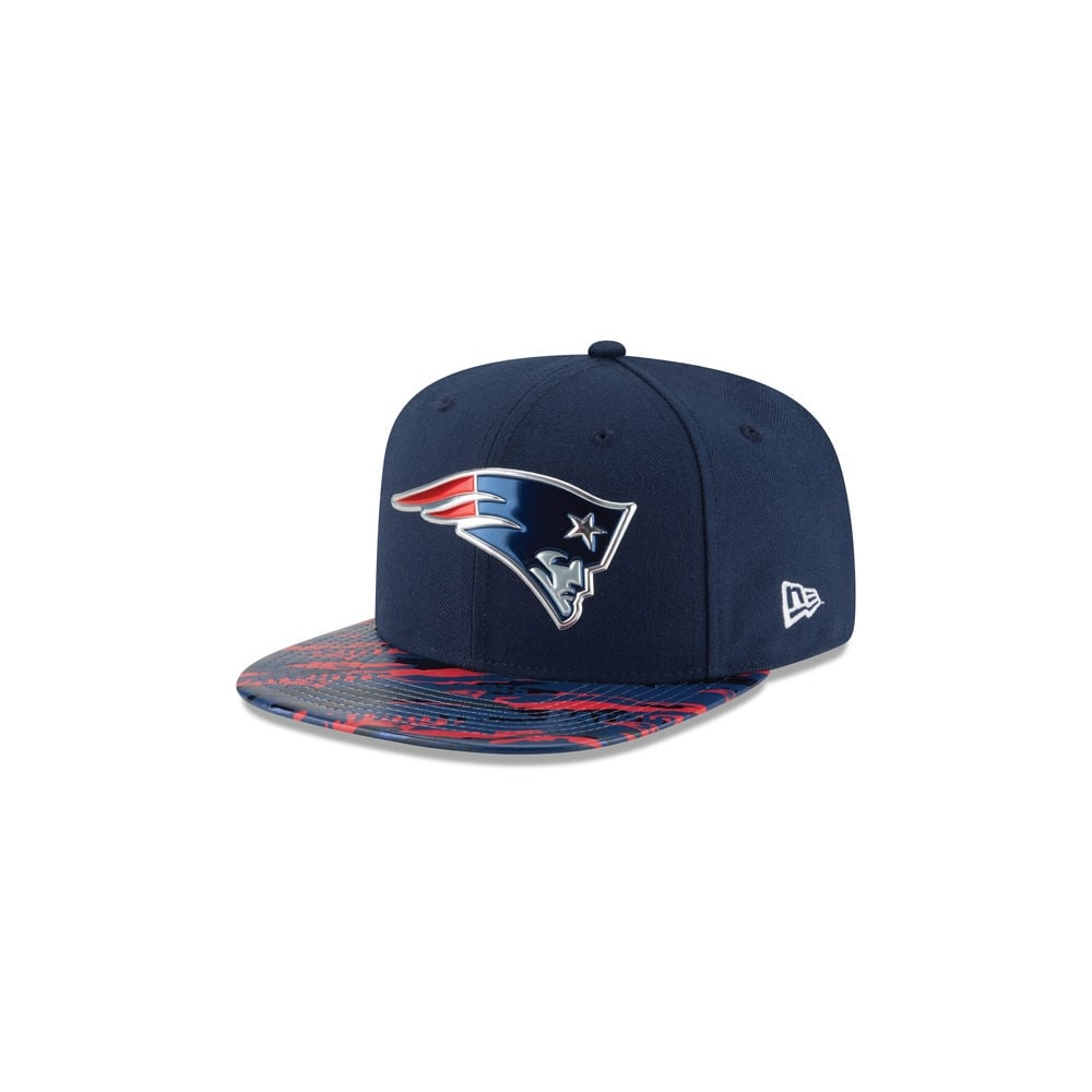 812934f4623 NFL New England Patriots 9Fifty Colour Rush On Field Original Fit Snapback  Cap
