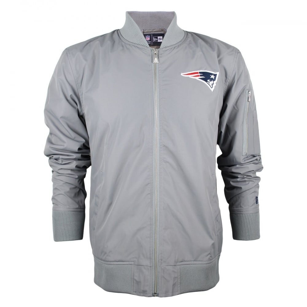 new styles ea6c3 499c6 NFL New England Patriots Bomber Jacket