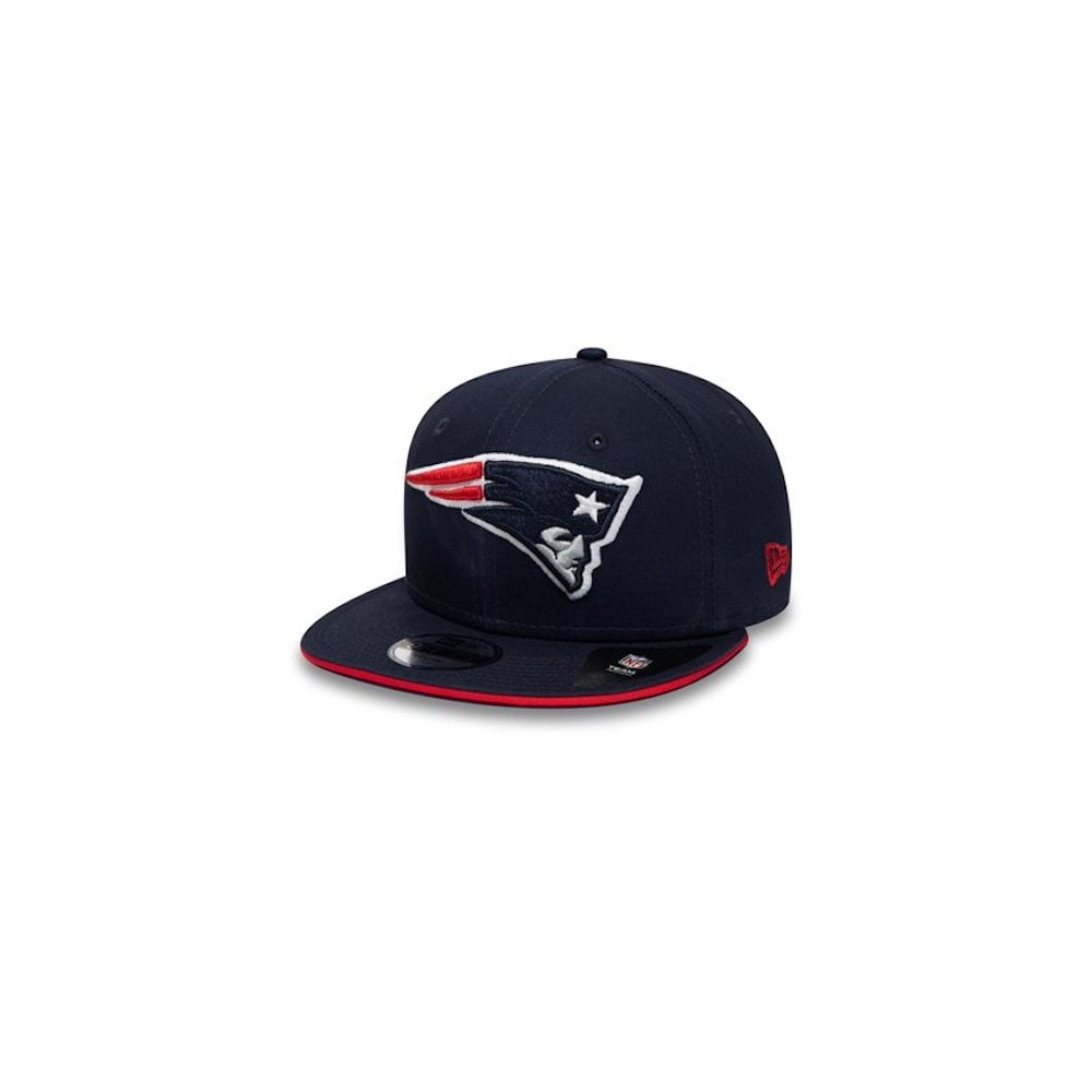 7aa153e2 New Era NFL New England Patriots Classic Team Youth 9Fifty Snapback ...