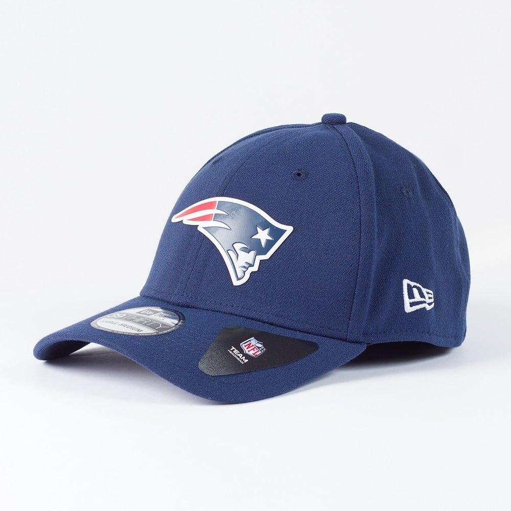 bfa127485 New Era NFL New England Patriots Logo Weld 39Thirty Stretch Fit Cap ...