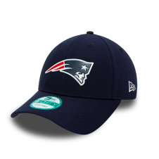 NFL New England Patriots Poly Weld 9Forty Adjustable Cap