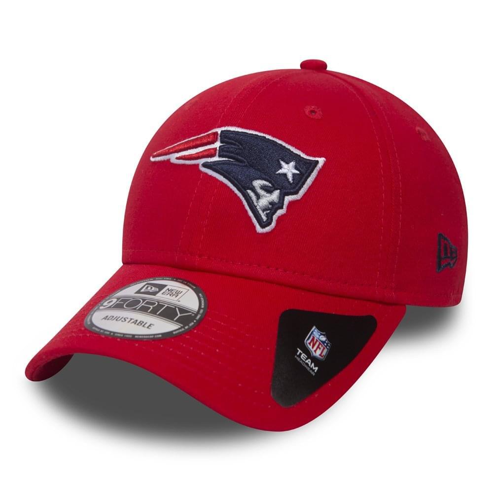 huge discount c74d1 d49c2 NFL New England Patriots Reverse Team Colour 9Forty Cap