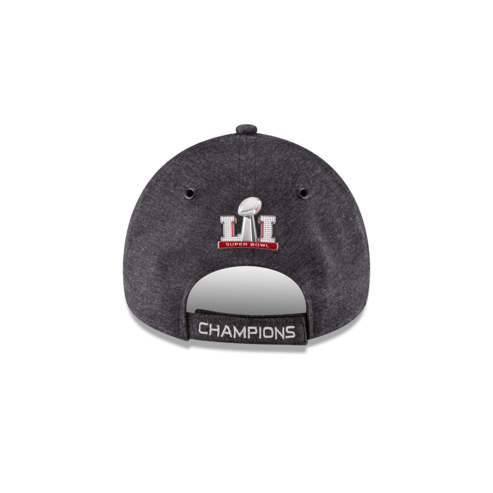 aed7efad27f New Era NFL New England Patriots Super Bowl LI Champions 9Forty Cap ...