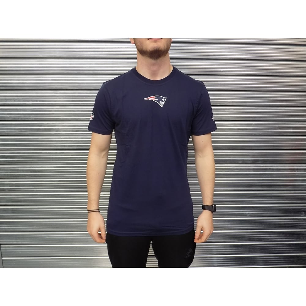 077a8eca9 New Era NFL New England Patriots Supporters T-Shirt - Teams from USA ...