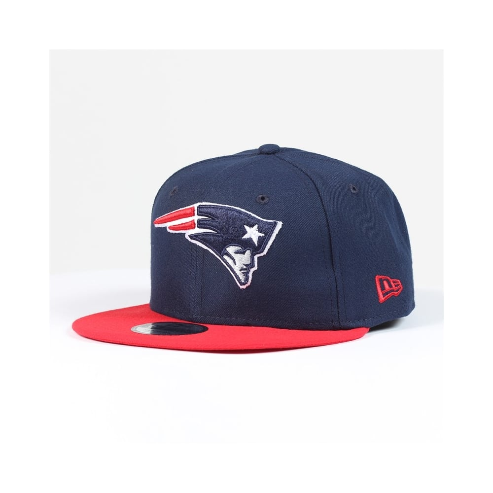 cca5d1fe2 New Era NFL New England Patriots Team 9Fifty Snapback Cap - Headwear ...