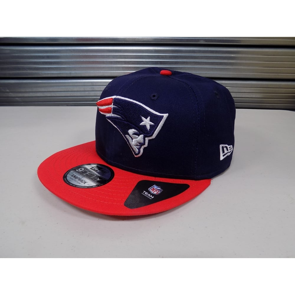 9e3630df New Era NFL New England Patriots Team Classic 9fifty Snapback Cap ...