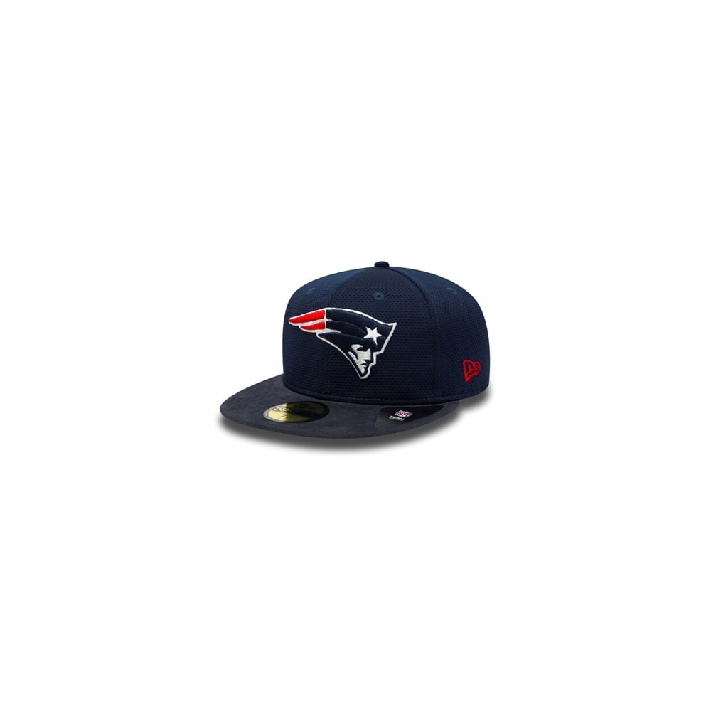 New Era NFL New England Patriots Team Mesh Mix 59Fifty Cap - Teams ... 86c3a3c5058