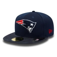 NFL New England Patriots Team Mesh Mix 59Fifty Cap