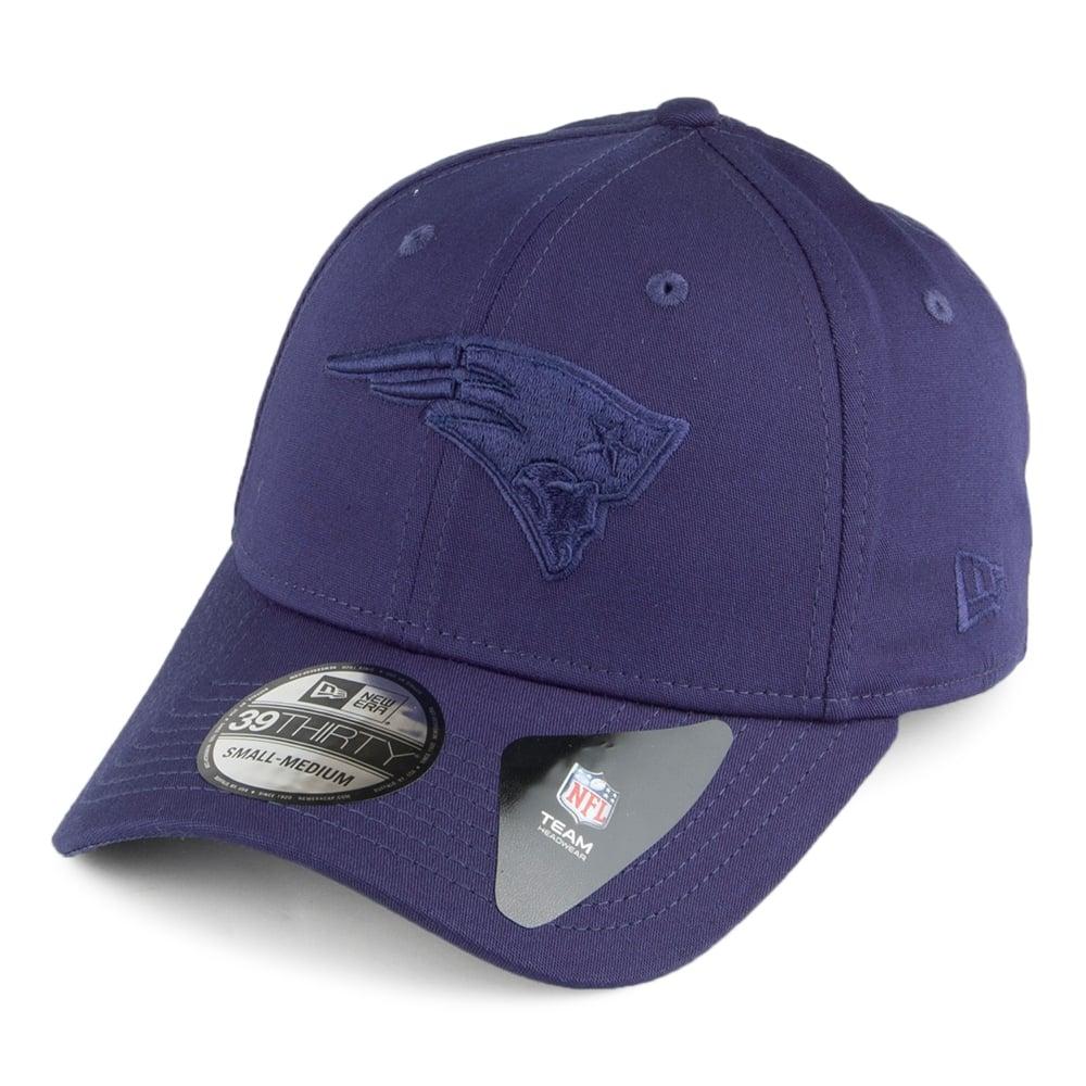 NFL New England Patriots Tonal League Essential 39Thirty Stretch Fit Cap bb53faa2b