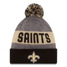 NFL New Orleans Saints 2016 Youth Sideline Official Sport Knit