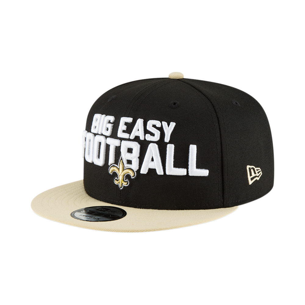 size 40 c74ae cbd62 spain nfl new orleans saints 2018 draft spotlight 9fifty snapback cap 93408  69c0d
