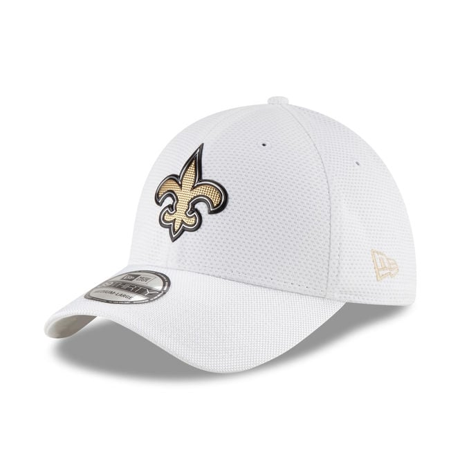 New Era NFL New Orleans Saints 39Thirty Colour Rush On Field Cap