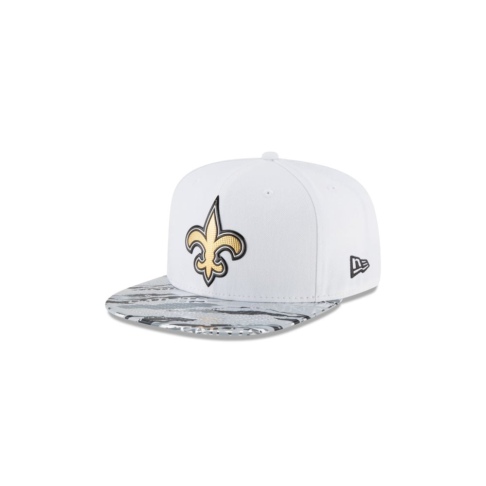 NFL New Orleans Saints 9Fifty Colour Rush On Field Original Fit Snapback Cap 82417f814af