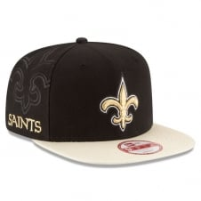 NFL New Orleans Saints 9Fifty Sideline Snapback Cap