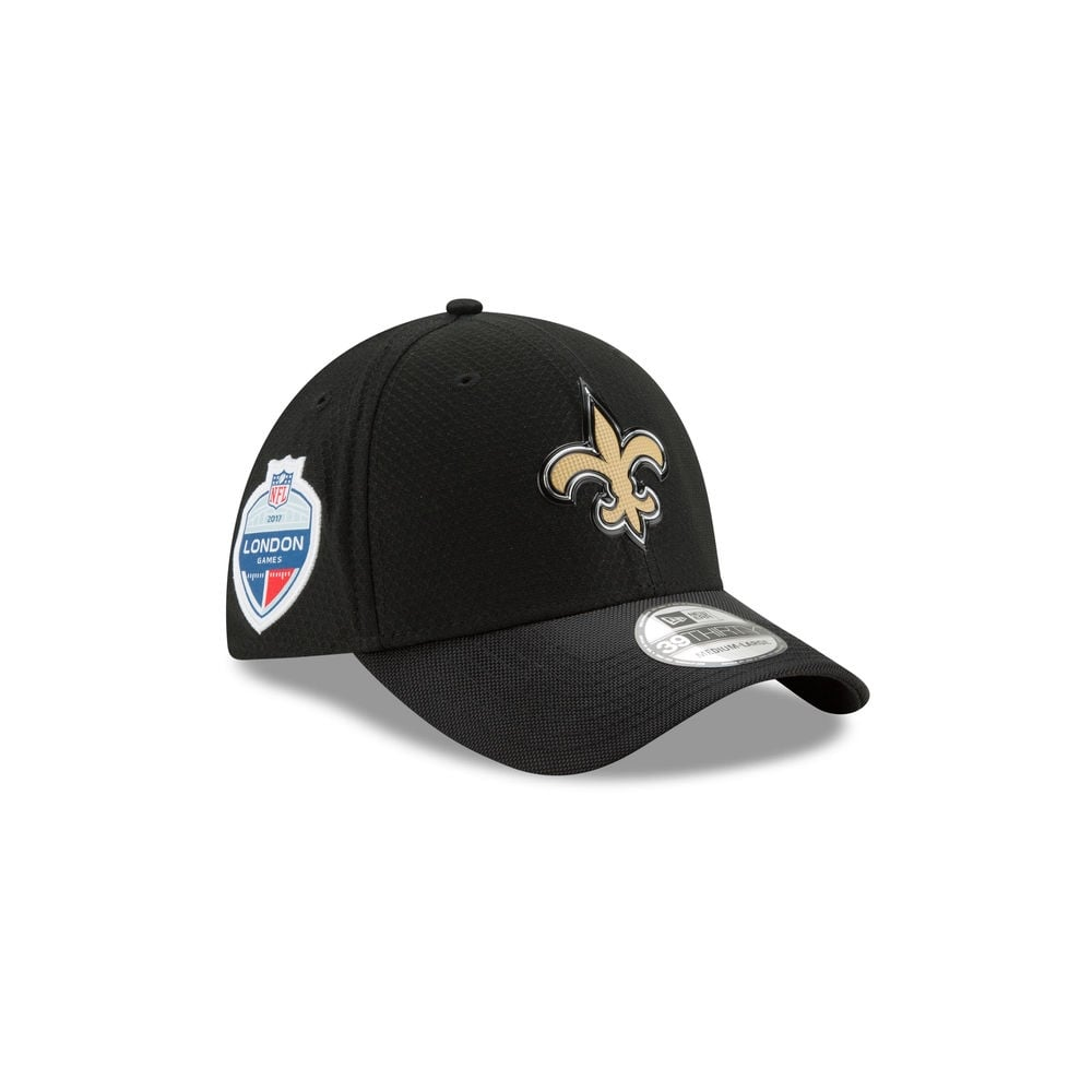 30d5c8582 ... shop nfl new orleans saints bob london games 2017 39thirty cap f42af  b7283
