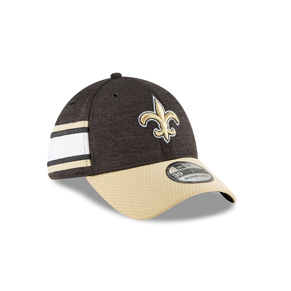 low priced b6b53 6878c NFL New Orleans Saints Sideline 2018 39Thirty Cap