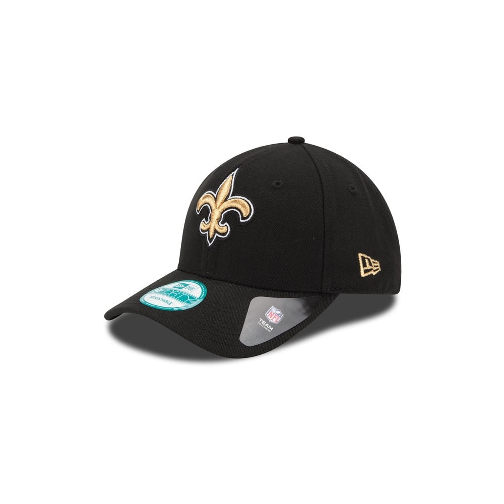 7af99f41bc3 New Era NFL New Orleans Saints The League 9Forty Adjustable Cap ...