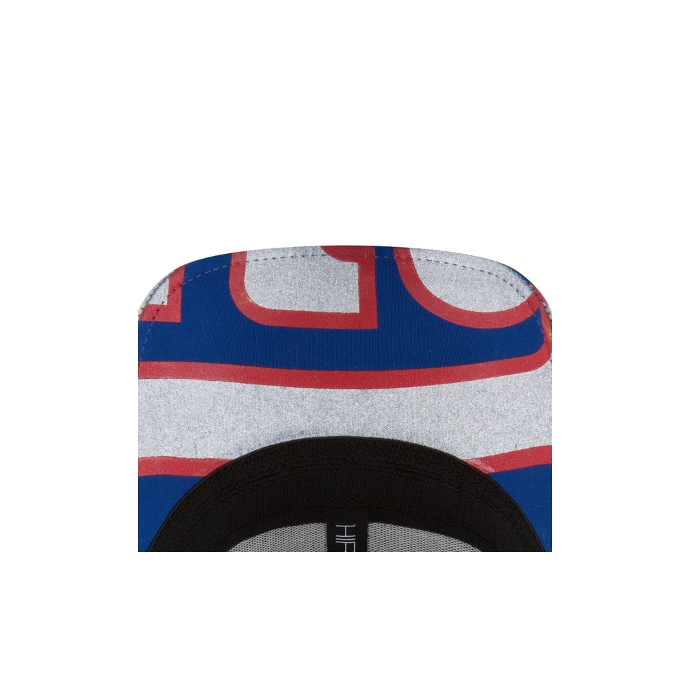 New Era NFL New York Giants 2017 NFL Draft 39Thirty Cap - Teams from ... 37793ae3b