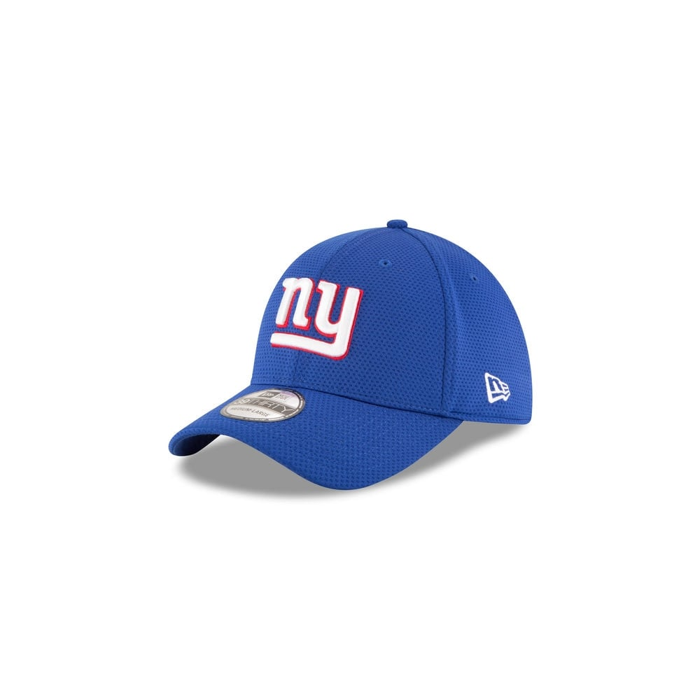 New Era NFL New York Giants 39Thirty Sideline Tech Cap - Teams from ... 75f03db976fd