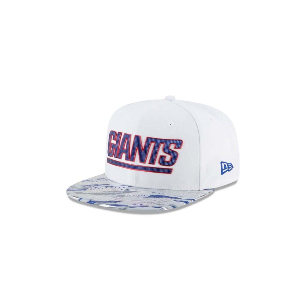 3c80f47ac71e5 NFL New York Giants 9Fifty Colour Rush On Field Original Fit Snapback Cap