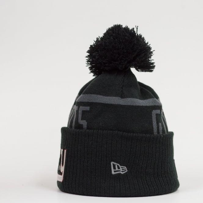 e0c284599cd New Era NFL New York Giants BC Cuffed Pom Knit - Headwear from USA ...