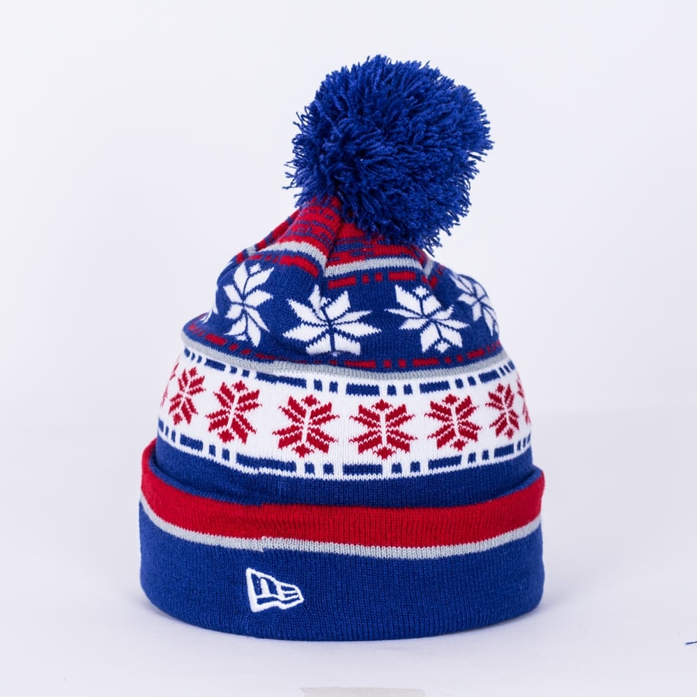 promo code 6851f 36044 ... get nfl new york giants pom blizzard pom knit a6069 50e73