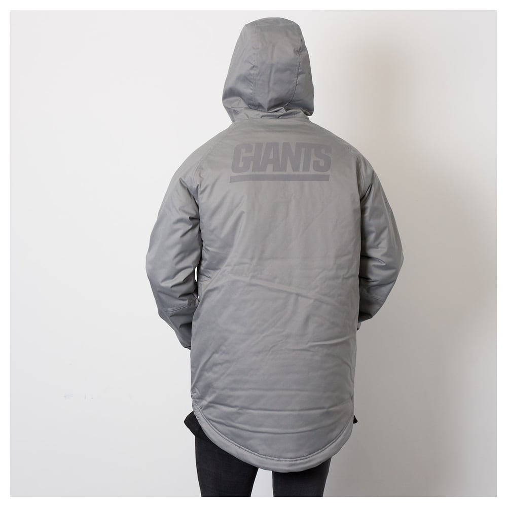on sale 3e6ee 97176 NFL New York Giants Sideline Parka Jacket