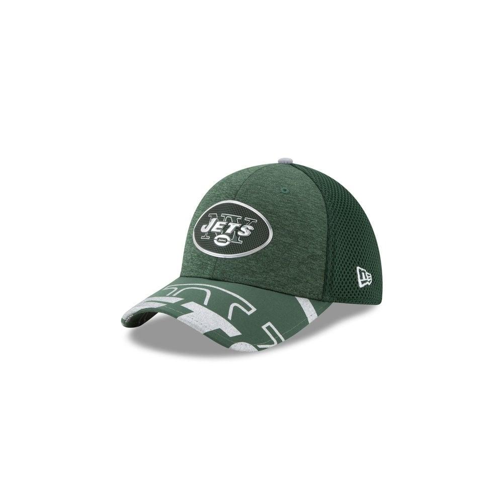 94d3173a7 New Era NFL New York Jets 2017 NFL Draft 39Thirty Cap - Teams from ...